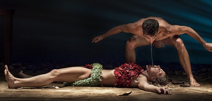 Sólo hay vida con amor. Eva y Adán en el Teatro Circo