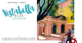 Juan Álvarez y Jorge Gómez exponen en Vistabella Blue