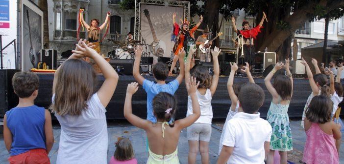 La Mar de Músicas, un festival para disfrutar en familia