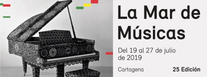 La Mar de Músicas presenta su 25 edición con Portugal como país invitado