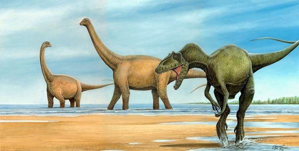 El Jurásico cobra vida en el Museo de la Ciencia y el Agua