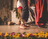 El Festival Internacional de Folklore en el Mediterráneo llena las calles de Murcia